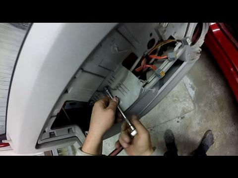 Dodge Caliber часть 2. Снятие обшивки передней двери. Body repair.