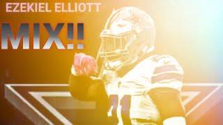 Ezekiel Elliot highlights ( NBA Youngboy- not wrong now) Mix!