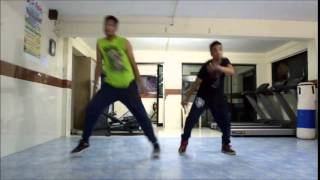 Tera nasha dance choreography. . Aj and Eddy
