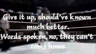 """WWE Superstar Alex Riley Theme Song: """"Say it to my Face"""" Lyrics"""