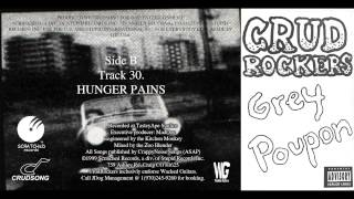 The Crud Rockers - 30 HUNGER PAINS
