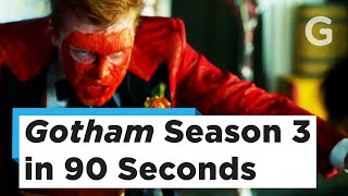 The Craziest Moments From Season 3 Of 'Gotham'