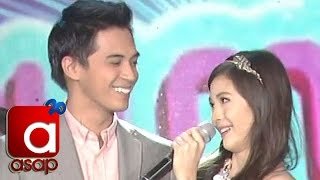 Janella Salvador sings with the Cast of OH MY G