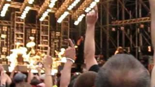 Korn - the wall @ Milan 06-09