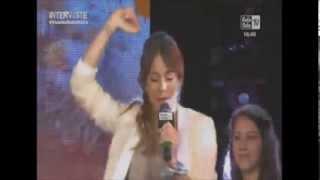 """Violetta RadioItalia - Martina Stoessel canta a cappella """" Nel Mio Mondo"""""""