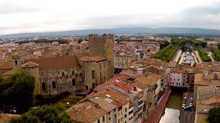 Narbonne, la cité du vent et du soleil - Météo à la carte