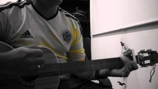 Vivir mi vida - Marc Anthony cover elaugusto