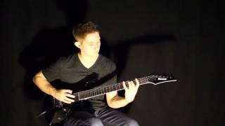 Inside the Fire - Disturbed (Guitar Cover) HD
