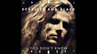 Scarlett & Black - You Don´t Know (Subtítulos español)