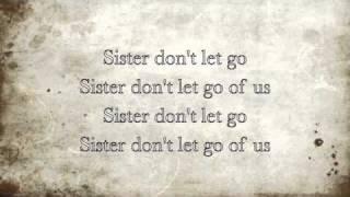 Sister - Mumford & Sons w/ Lyrics