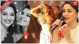 Madhuri Dixit's Reaction On Jacqueline Fernandez's Remake Song Ek Do Teen