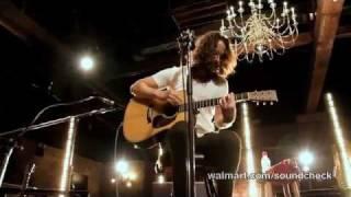 Chris Cornell Walmart Soundcheck Scar On The Sky