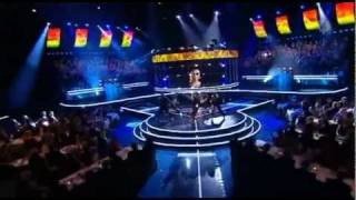 Eric Saade feat. Dev - Hotter than fire (LIVE fotbollsgalan 2011) (HD 1080p)