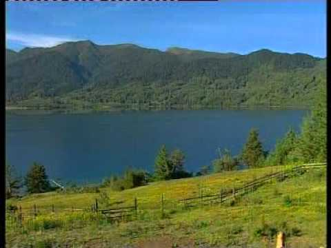 Rara Lake in Mugu District Nepal.