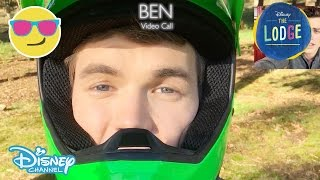 The Lodge | Video Chat 4: Ben & Sean | Official Disney Channel UK