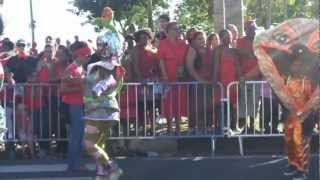 test video galaxy sII ( carnaval 2012 martinique)