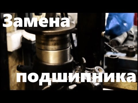 Замена заднего ступичного подшипника mercedes w124