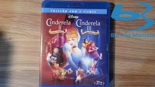 [Blu-Ray] Cinderela 2 e 3