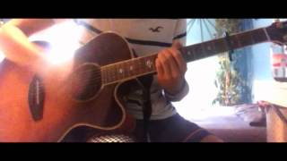 NBGDani - Us Against The World (Coldplay) Guitar