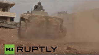 Syria: Army strengthens hold on Quneitra