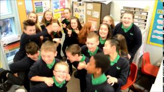 Year 7 'The boy does Nothing' Music Video