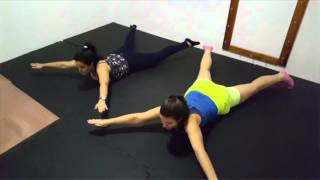 Pilates Coreografado - música Shake It Off  - Studio Evo
