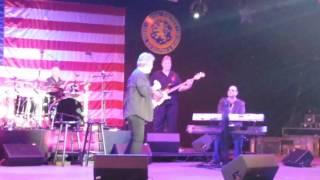 Tony Orlando Candida / Knock Three Times Eisenhower Park 2014