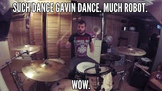 SallyDrumz - Dance Gavin Dance - Young Robot Drum Cover