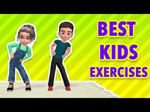 八種適合孩子一起做的運動
