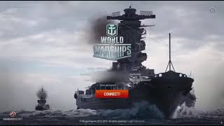 World of Warships intro video