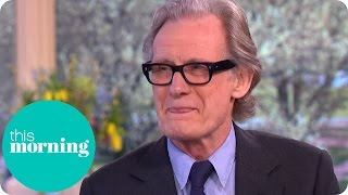 Bill Nighy Doesn't Mind Being Recognised on the Street | This Morning
