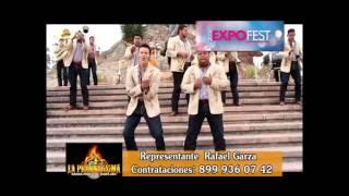 PRENDIDISIMA BANDA PERLA DE JEREZ, SAC. EXPO FEST 2014