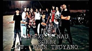 Sorry Adexe Y Nau Letra(Cover Justin Bieber)