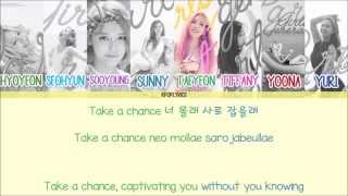 Girls Generation - Check [Eng/Rom/Han] Picture + Color Coded HD