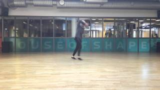"Jacob Banks - ""Monster"" choreography by Tova Renman"