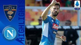 Lecce 1-4 Napoli   Llorente Shines As Napoli Breeze Past Lecce   Serie A