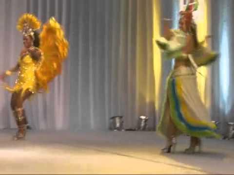 JATA 世界旅行博 2010 ☆ 民族舞踊 弐