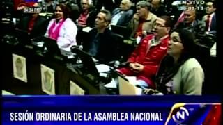 Chávez comunica a la AN que no podrá asistir el 10 de enero a asumir el cargo
