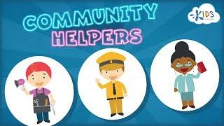 Community Helper Trivia