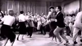 Rock Around The Clock 1950s DJ-Javi Torres In Action