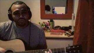 Fred Hammond - Just To Be Close to You with verses  (Guitar and Vocals)  Kingsley Cover