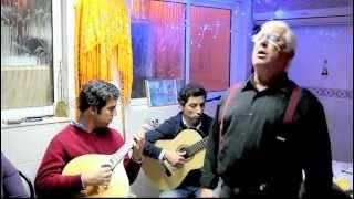 """Fado, Domingos Rocha, """"Ouvi cantar o Ginguinha"""""""