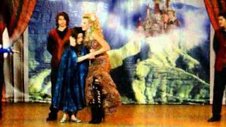 Georgina Palacios en Anastasia y la Princesa Kira