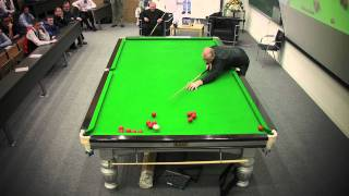 NUI Maynooth Snooker Exhibition feat. Steve Davis & Denis Taylor