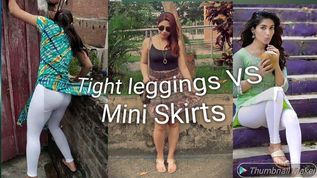 Download Thumbnail For Indian Hot Tight Leggings Girls Vs -7080