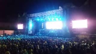 Billie Eilish - 'Ocean Eyes' (That Loud & Neblo Remix) LIVE at Parco Gondar
