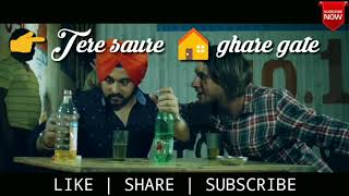 Peg Pugg | Deep Karan | Whatsapp status with lyrics