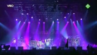 The Killers - somebody told me (live lowlands 2007)