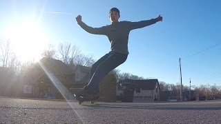 Amateur Skateboarding at its Finest
