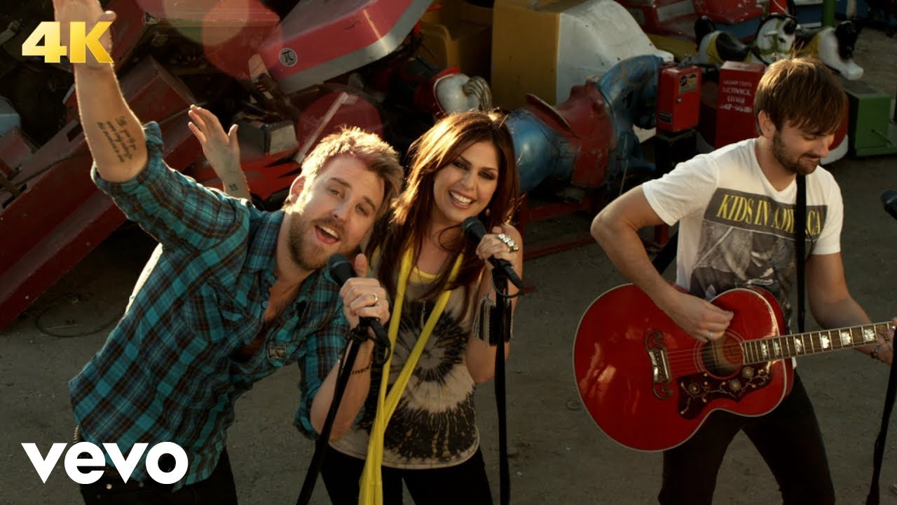 Lady Antebellum Gotickets Group Sales January